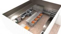 廊坊食堂厨房设备